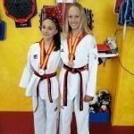 El My-Ju Cunit s'emporta dues medalles a l'Open d'Espanya