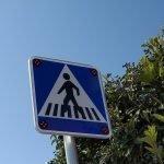 S'instal·la el primer pas de vianants intel·ligent a Cunit