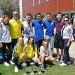 L'esportiu My-Ju Cunit s'emporta cinc medalles al Campionat de Catalunya cadet i sub21
