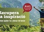 Read more about the article Recupera la inspiració. XX Setmana Sense Fum