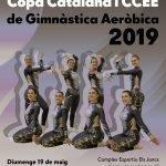 Cunit acollirà la Copa Catalana i CCEE de Gimnàstica Aeròbica 2019