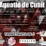 Read more about the article VIII Aquatló Sprint  i II Aquatló Jove
