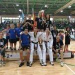El My-Ju Cunit aconsegueix set medalles a l'Open de Segovia