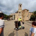 Read more about the article Un patinet elèctric, el nou vehicle de neteja viària