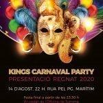 Read more about the article Festa del Regnat del Carnaval 2020