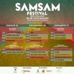 Read more about the article El Festival SAM SAM arriba a Cunit del 15 al 17 de juliol