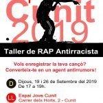 Read more about the article Taller de Rap Antiracista a l'Espai Jove