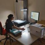 Treball d'escaneig dels Llibres d'Actes Plenàries des de l'any 1968 al 1997