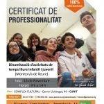 Read more about the article Apunta't al CP de Monitor/a de lleure!