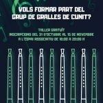 Read more about the article Nou Taller de Gralles