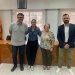 Read more about the article Acord de legislatura amb En Comú Podem Cunit