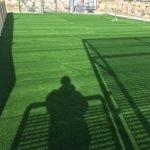 Arranjament de la Mini-Pista poliesportiva de la Rambla del Prat