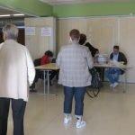 Read more about the article La participació a les 18h ha estat del 56,81 % a Cunit