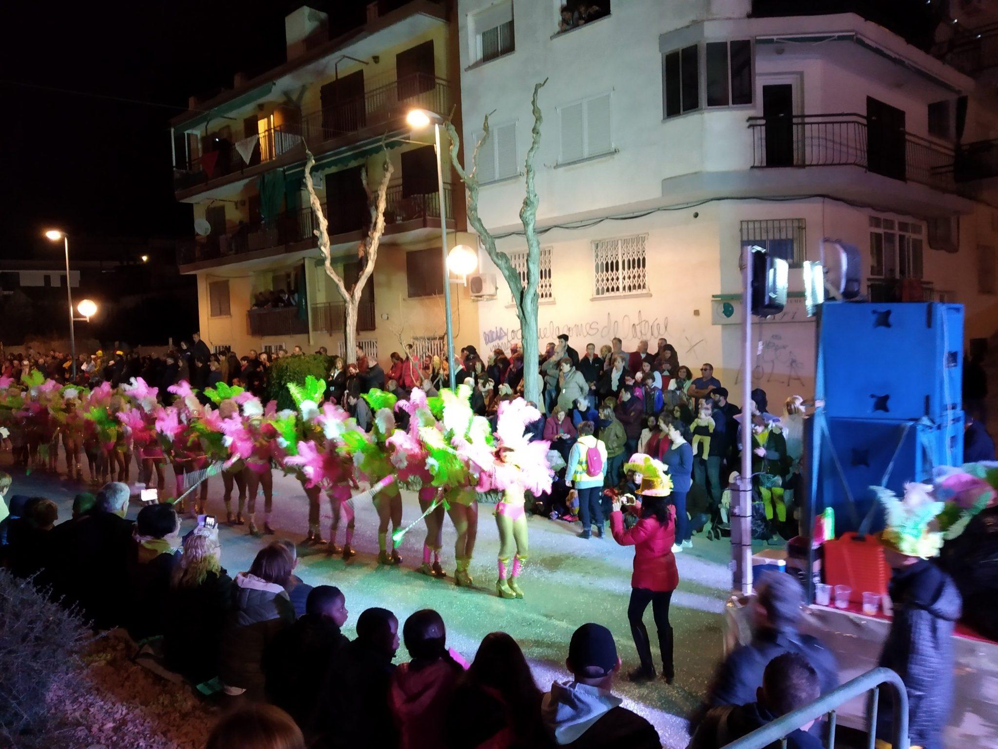 Read more about the article Es presenta el cartell del Carnaval de Cunit 2020