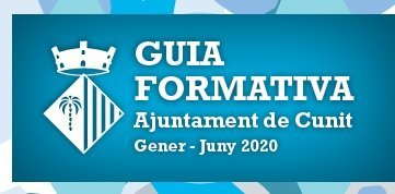 Read more about the article Programa formatiu SOM Cunit – 2n trimestre 2019/20