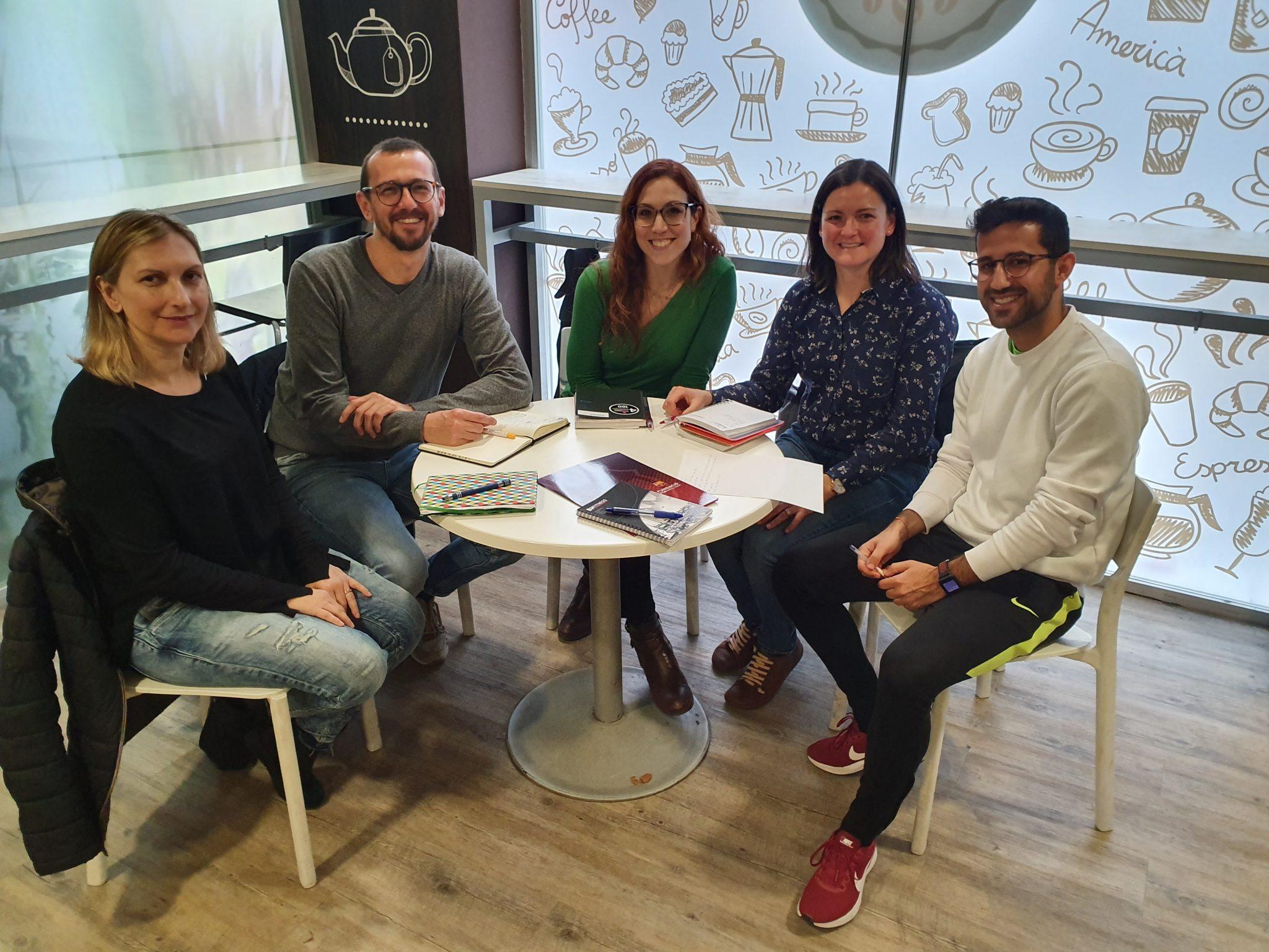 El Futbolnet del Barça ja s'ha consolidat a Cunit
