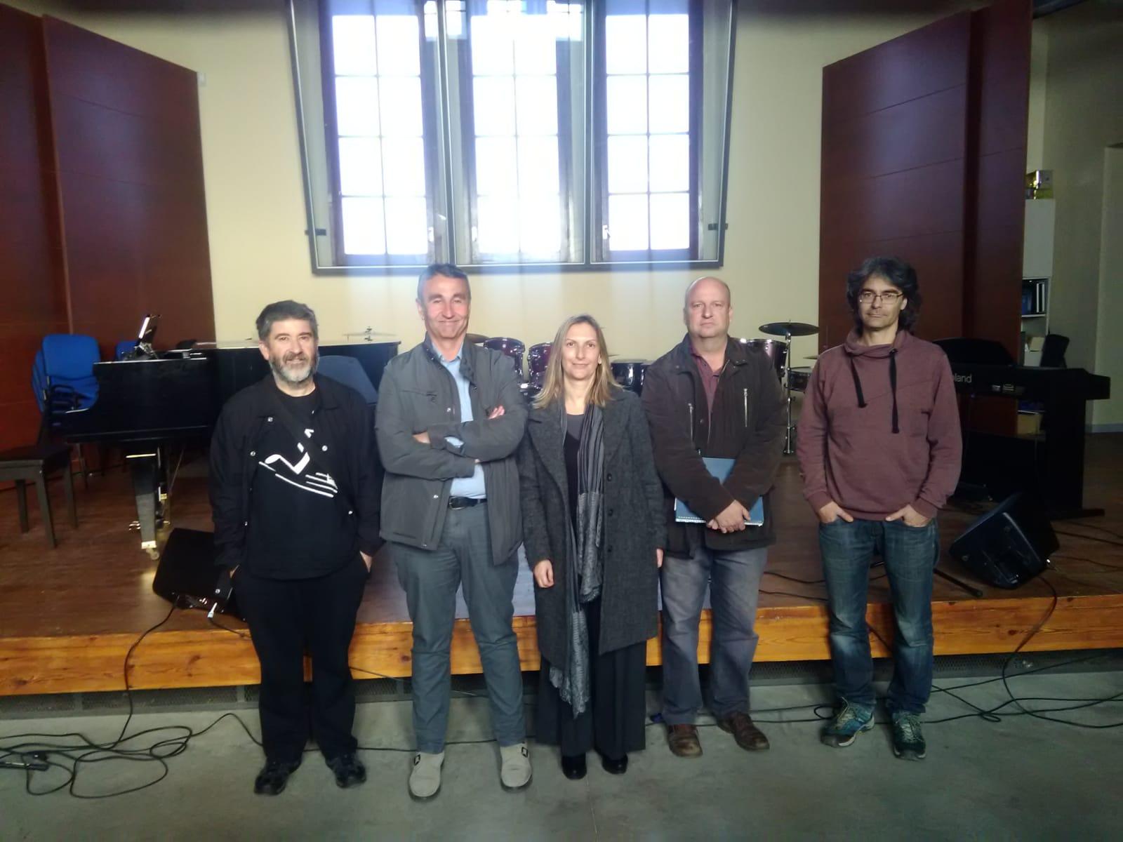 Read more about the article Visita a les escoles de música de Les Franqueses del Vallès i del Prat de Llobregat