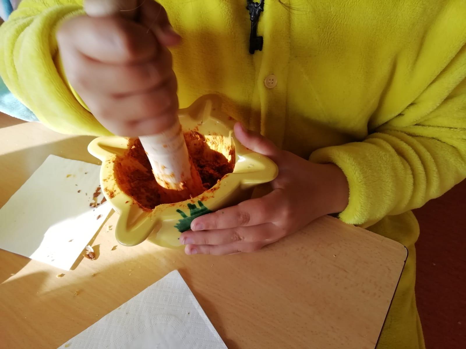 Les escoles de Cunit realitzen el curs del Xató