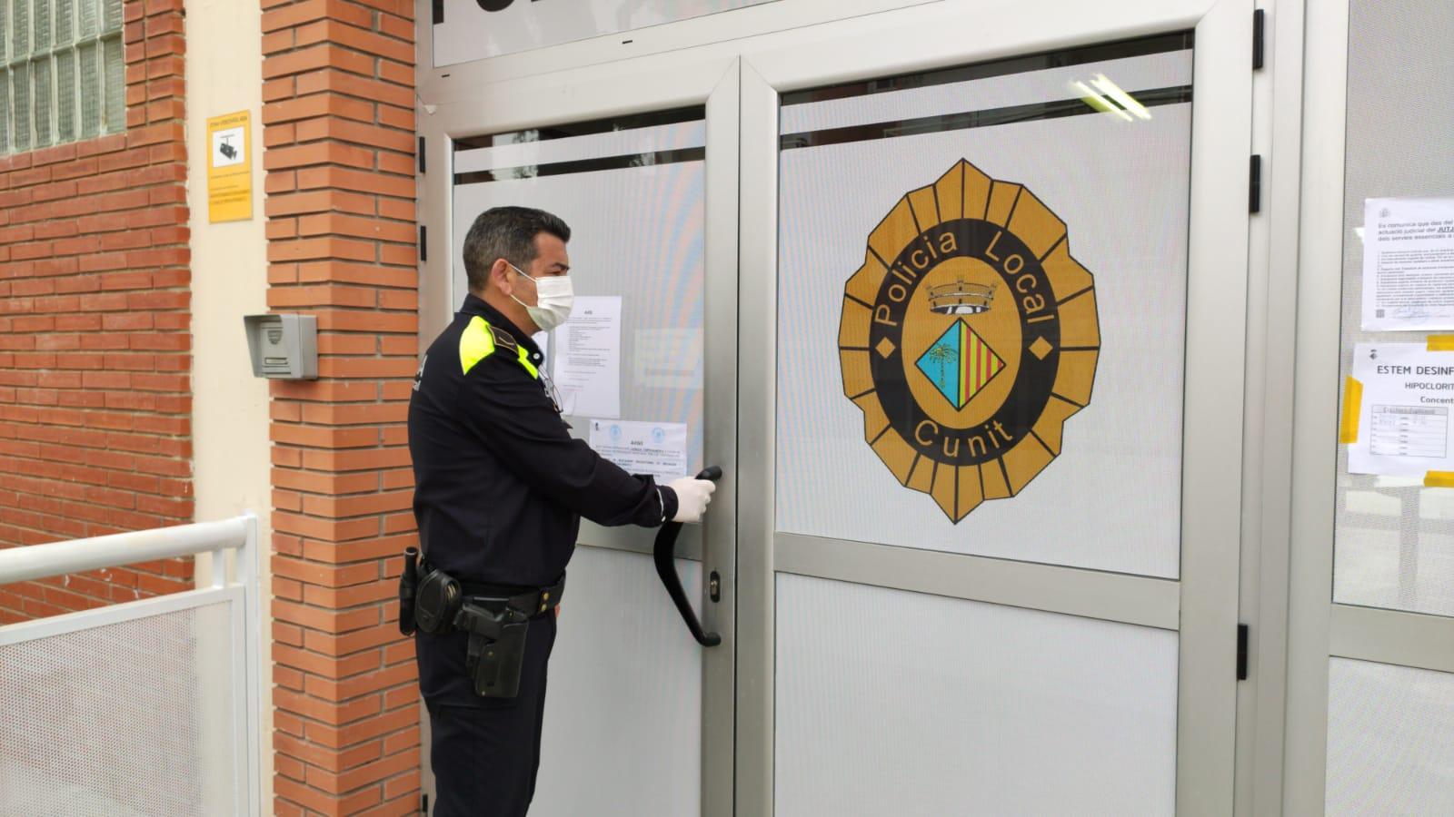 Més de 100 identificacions i 13 sancions en els primers 10 dies de confinament