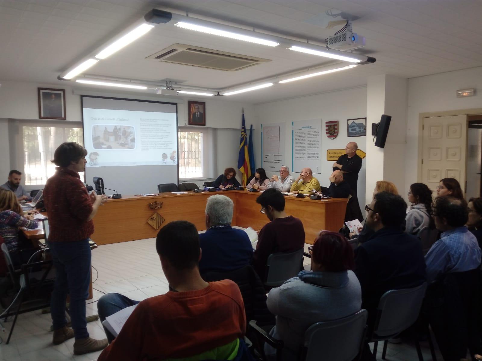 Read more about the article El Consell Municipal dels Infants: nou projecte per al curs vinent