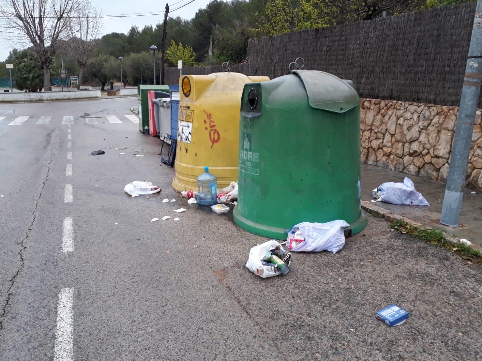 Read more about the article L'Ajuntament demana cooperació a la ciutadania en l'àmbit dels residus domèstics