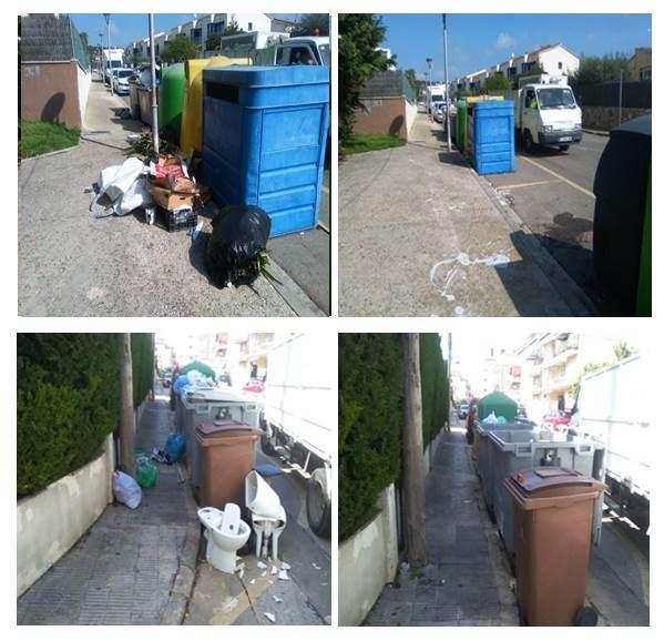 Read more about the article L'ajuntament agraeix a la ciutadania l'esforç de contenció en abocar residus