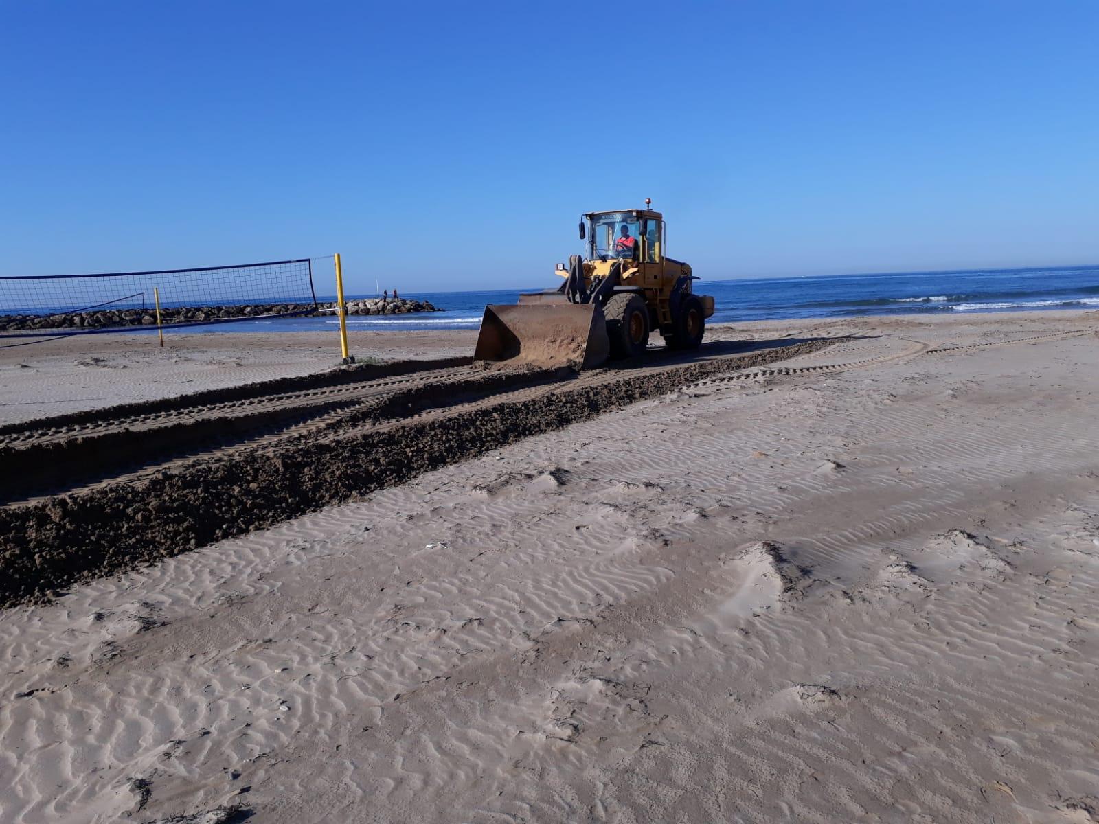 L'ajuntament prioritzarà la seguretat a l'hora de gaudir de les platges