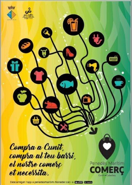 L'Ajuntament engega una campanya de promoció i suport del comerç de proximitat