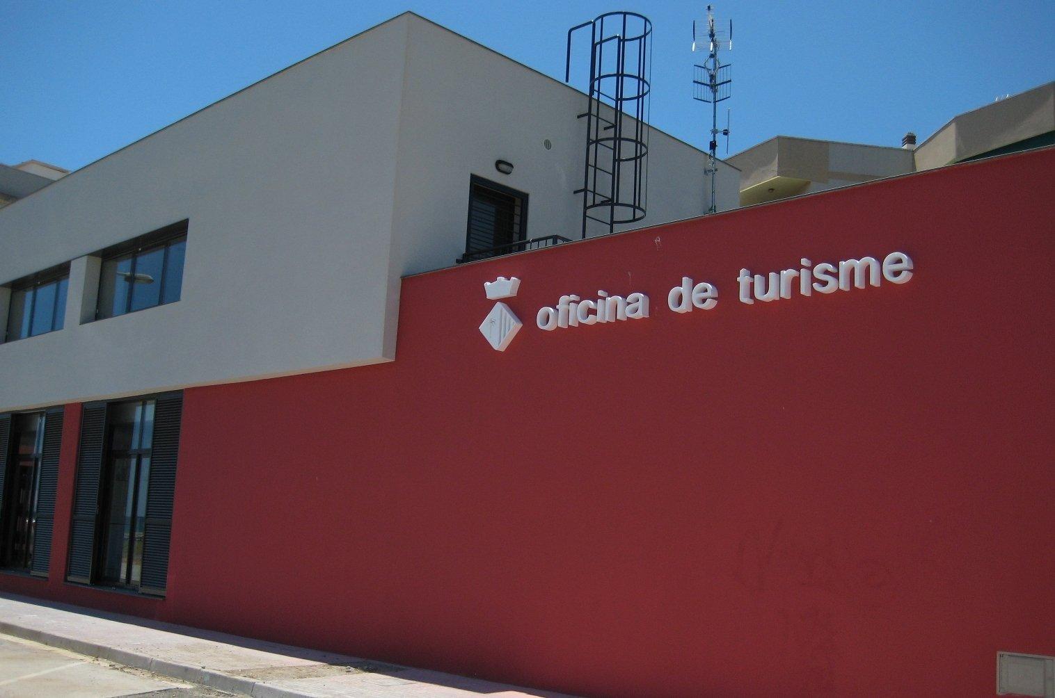 L'oficina de turisme reobre a partir de l'1 de juliol