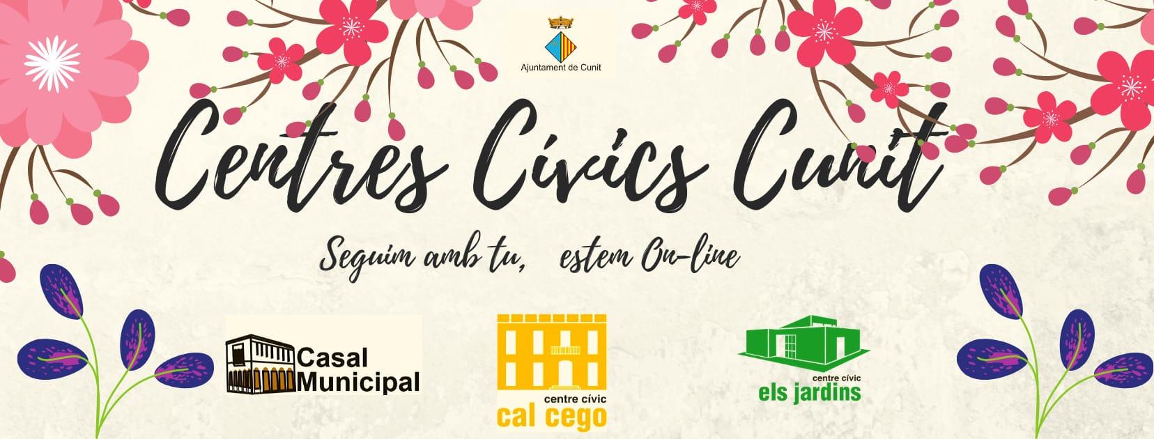 S'iniciarà en breu el període d'inscripcions als Centres Cívics de Cunit