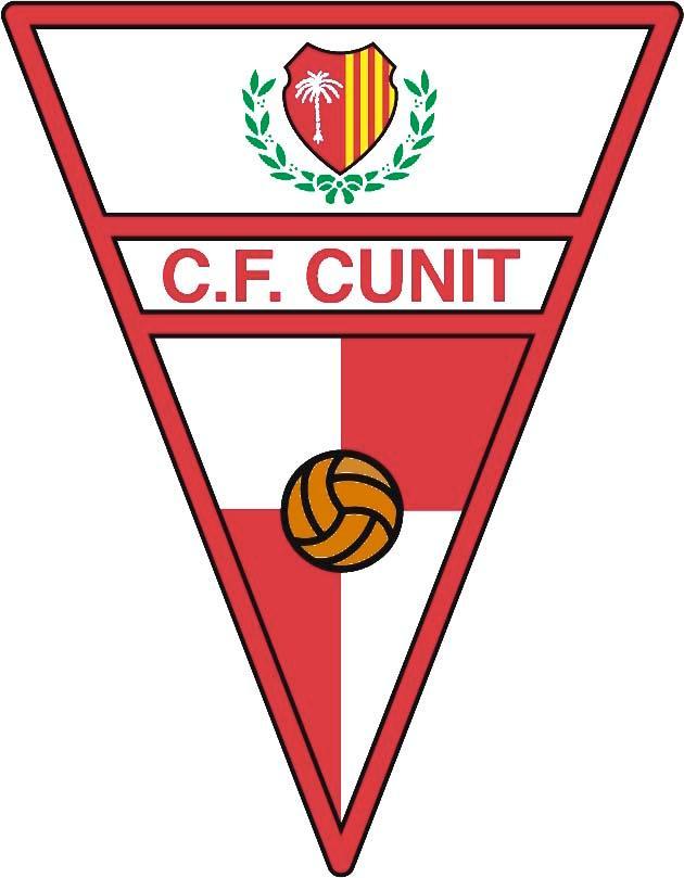 El Club de Futbol Cunit estrena equipació