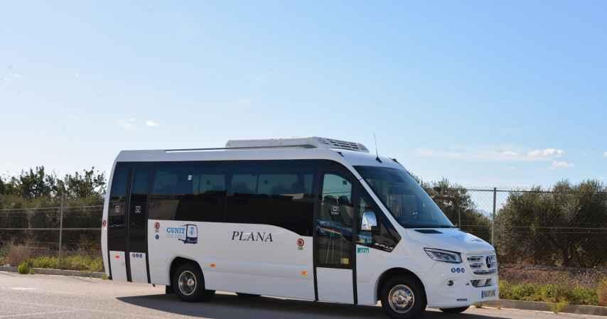 Read more about the article Ja circula el nou autobús