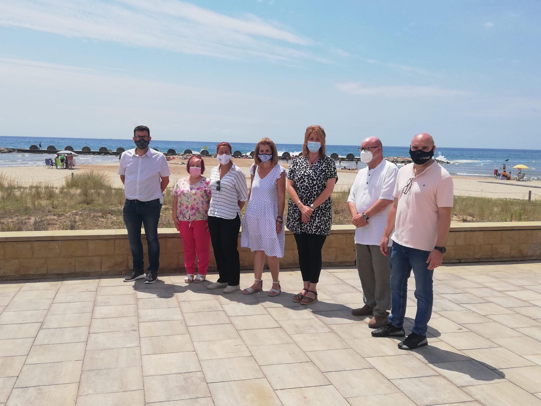 Read more about the article L'ajuntament de Cunit reclama garantir el futur de les platges arran del desmantellament de la Tèrmica de Cubelles
