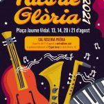 Arriben els concerts de Nits de Glòria Cunit 2021