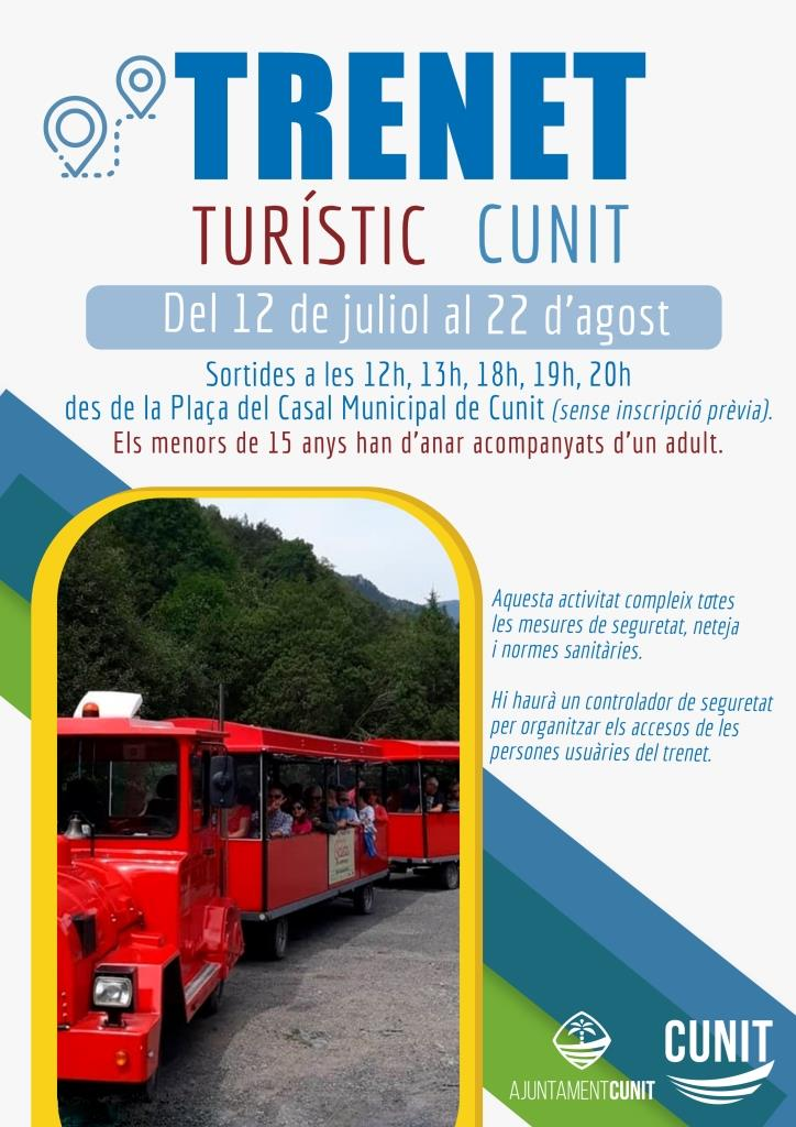 Read more about the article Torna el Trenet Turístic