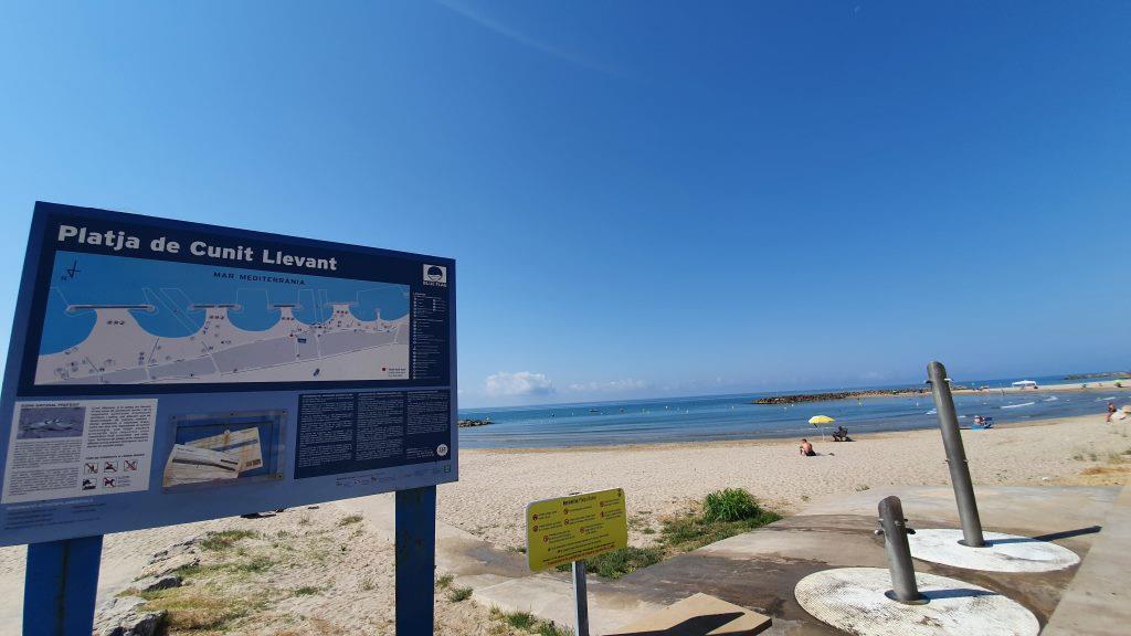 Read more about the article Els 16 municipis del Pacte de Comarruga defensen la gestió conjunta de les platges