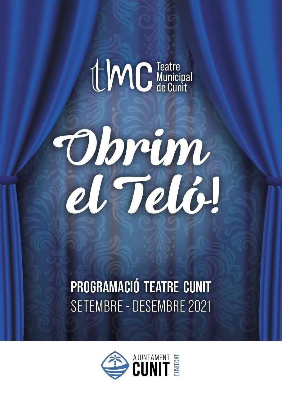 Read more about the article Cunit estrena Teatre Municipal