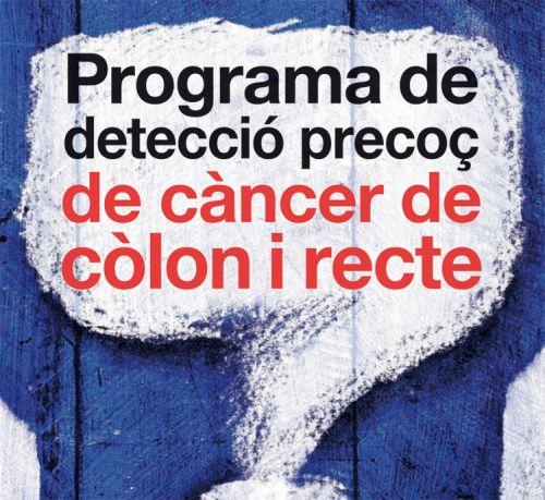 Read more about the article Nova campanya del Programa de Detecció Precoç del Càncer de Còlon i Recte