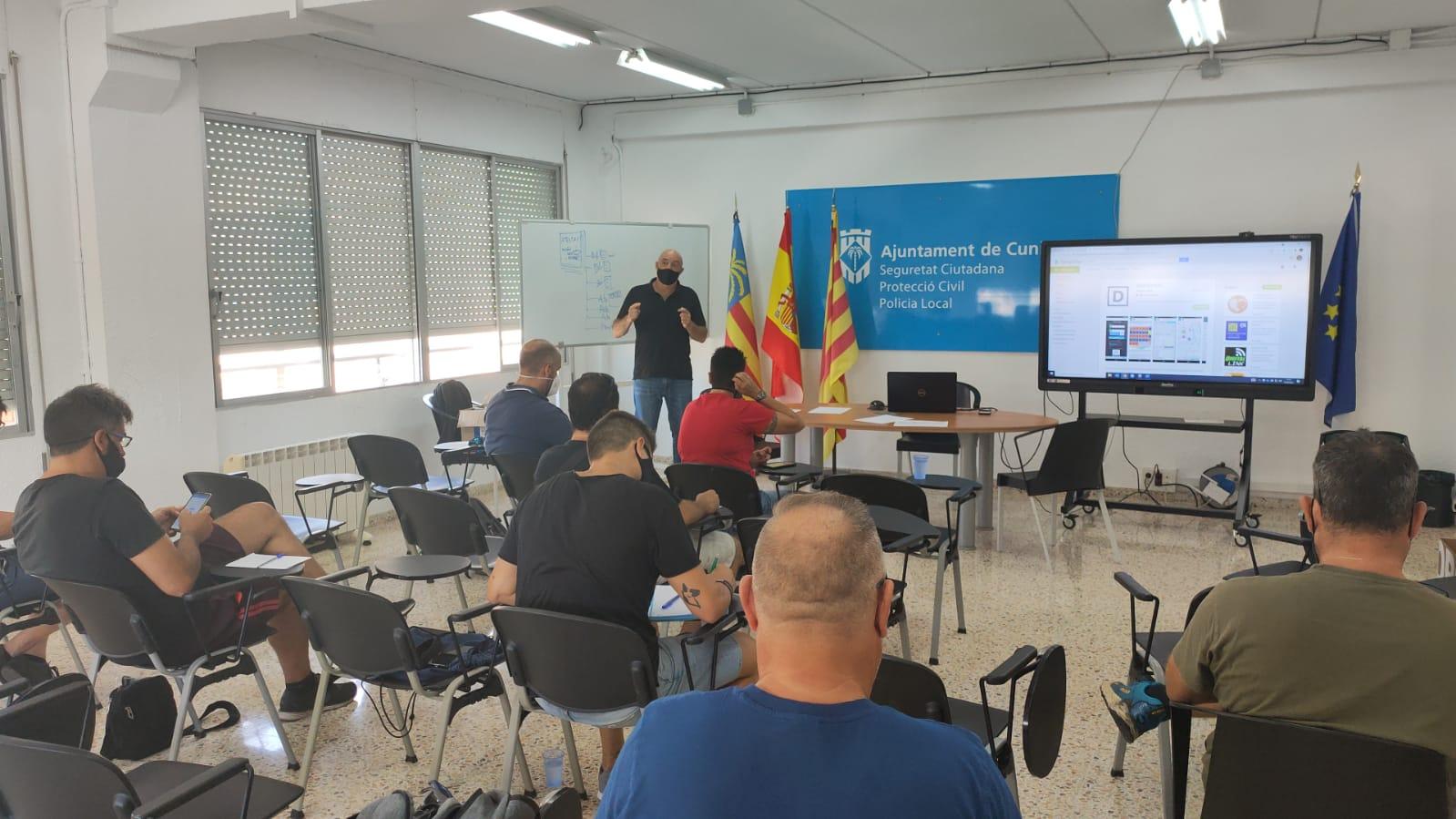 Read more about the article La Policia Local incorpora un nou software de gestió