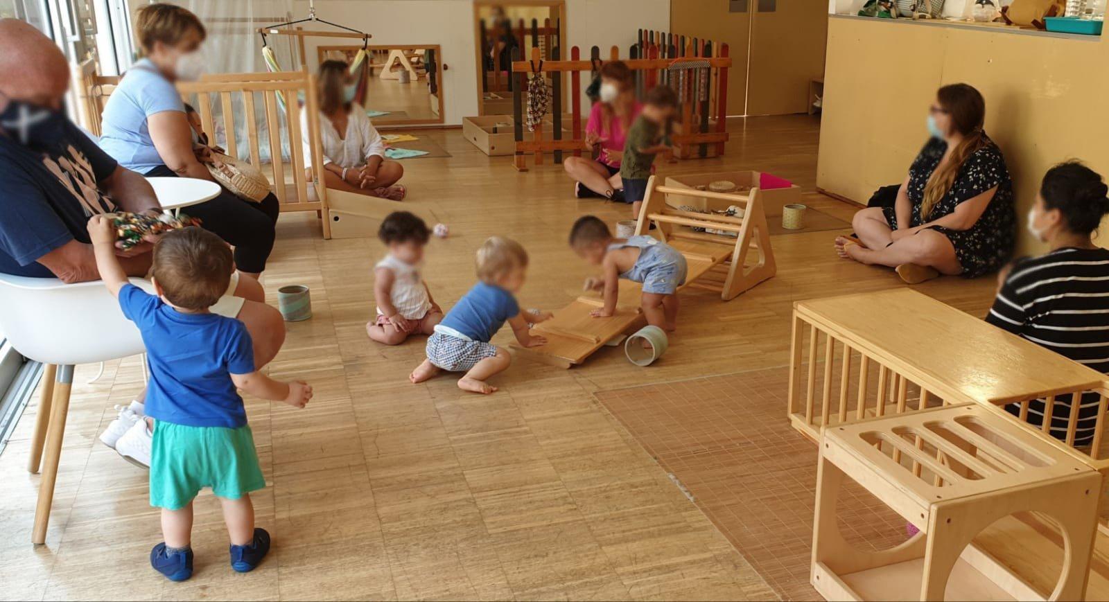 Read more about the article La Llar d'Infants Municipal El Trenet inicia el nou curs de la mà de les famílies