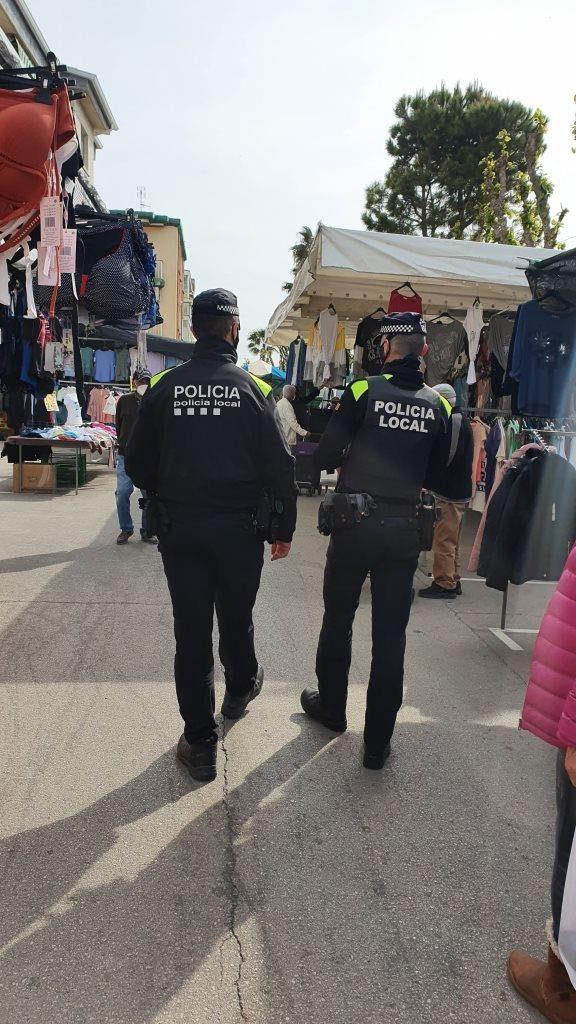 Read more about the article La policia intensifica la vigilància al municipi per prevenir furts