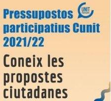 Read more about the article Ja podeu consultar el resultat de l'avaluació de les propostes presentades als Pressupostos participatius