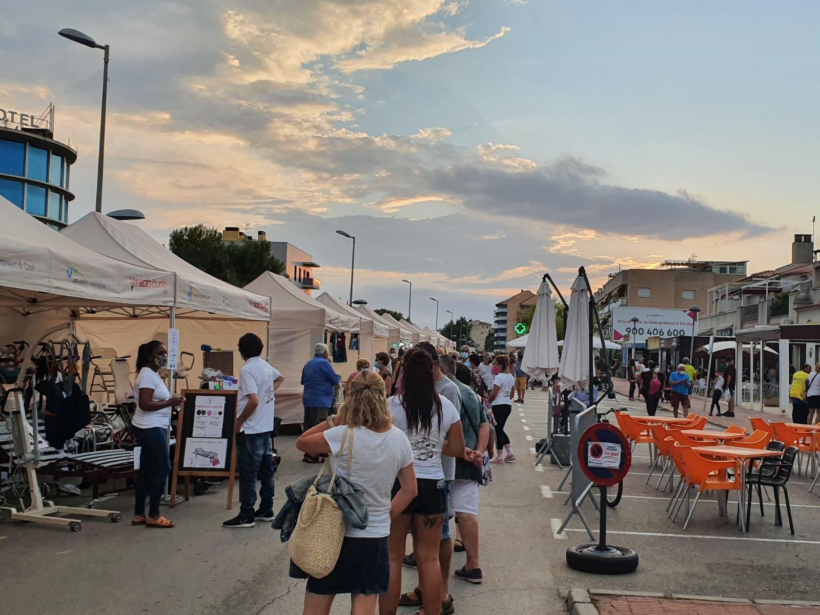 Read more about the article Les activitats de suport al comerç local de l'estiu es valoren positivament