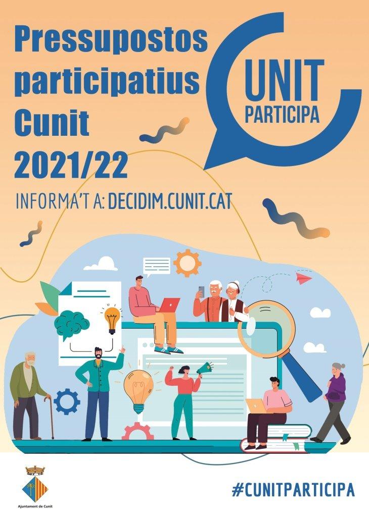Read more about the article Última setmana per votar els pressupostos participatius