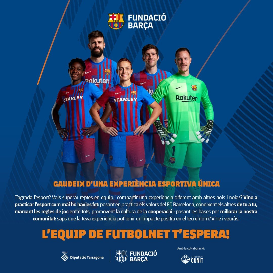 Read more about the article Es reprèn el Futbolnet a l'Institut Ernest Lluch